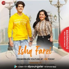 Ishq Farzi song download by Jannat Zubair