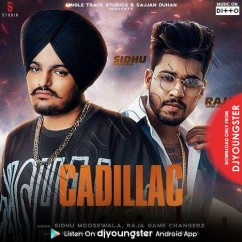 Cadillac song download by Sidhu Moosewala