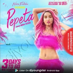Pepeta song download by Nora Fatehi