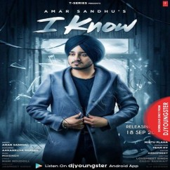 I Know song download by Amar Sandhu