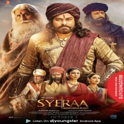 Sye Raa Narasimha Reddy song download by Shreya Ghoshal