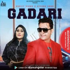 Gadari song download by Harjit Sidhu