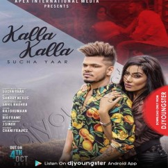 Kalla Kalla song download by Sucha Yaar