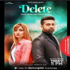 Delete song download by Gupz Sehra