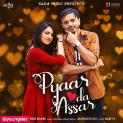 Pyaar Da Assar song download by Gurbir Bains