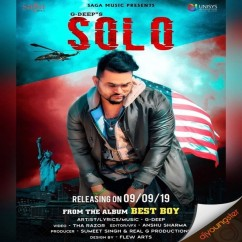 Solo song download by G Deep