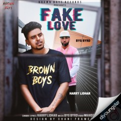 Fake Love song download by Harry Lidhar