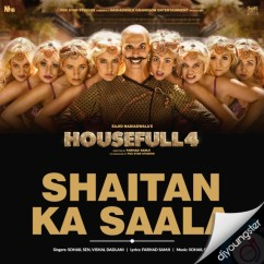 Shaitan Ka Saala song download by Vishal Dadlani