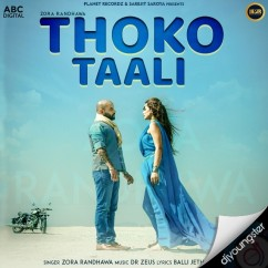 Thoko Taali song download by Zora Randhawa