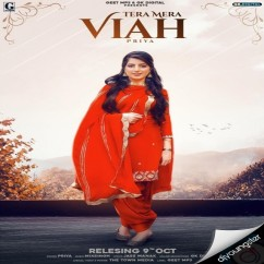 Tera Mera Viah song download by Priya