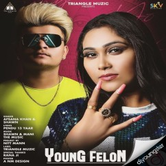 Young Felon song download by Afsana Khan
