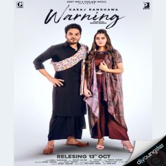 Warning song download by Karaj Randhawa