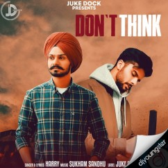 Dont Think song download by Harry