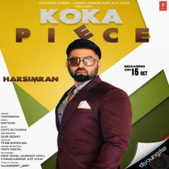 Koka Piece song download by Harsimran