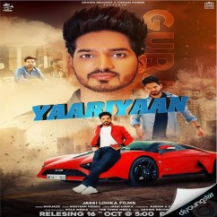 Yaariyaan song download by Gurjazz