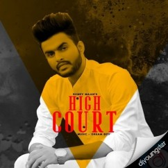 High Court song download by Romey Maan