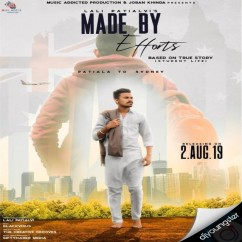 Made By Efforts song download by Lali Patialvi