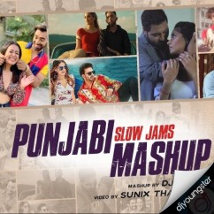 Punjabi Slow Jams Mashup song download by DJ JSG