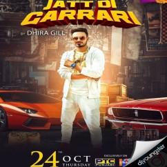 Jatt Di Garrari song download by Dhira Gill