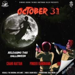 October 31 song download by Pinder Randhawa