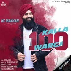 Kalla 100 Warga song download by KS Makhan
