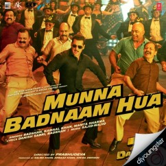 Munna Badnaam Hua song download by Badshah