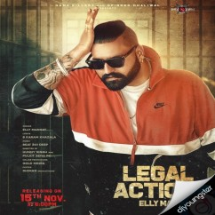 Legal Action song download by Elly Mangat