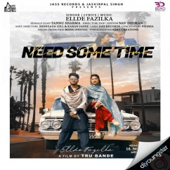 Need Some Time song download by Ellde Fazilka