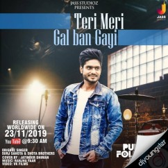 Teri Meri Gal Ban Gayi song download by Jatinder Dhiman