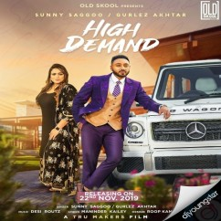 High Demand song download by Sunny Saggoo