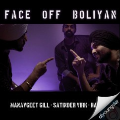 Face Off Boliyan song download by Manavgeet Gill