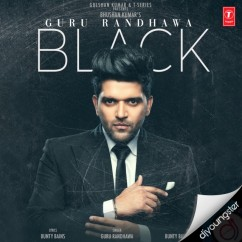 Black song download by Guru Randhawa
