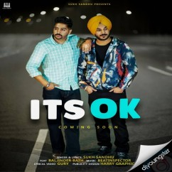 Its Ok song download by Sukh Sandhu
