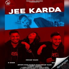 Jee Karda song download by G Khan