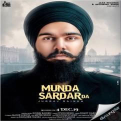 Munda Sardar Da song download by Jugraj Rainkh