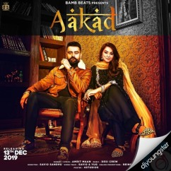 Aakad song download by Amrit Maan