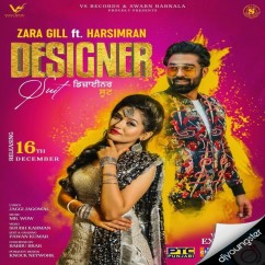 Designer Suit ft Harsimran song download by Zara Gill