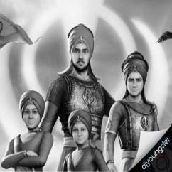 Sahibzaade Guru Gobind Singh Sahib de song download by Babbu Maan