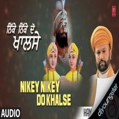 Nikey Nikey Do Khalse song download by Hans Raj Hans