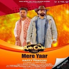 Mere Yaar song download by Happy Pandori