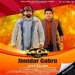 Jimidar Gabru song download by Jass Bajwa