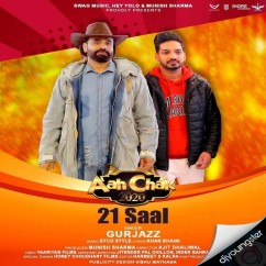 21 Saal song download by Gurjaz