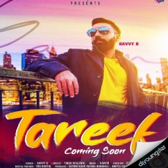 Tareef song download by Gavvy B