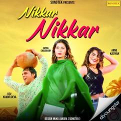 Nikkar Nikkar song download by Sapna Chaudhary