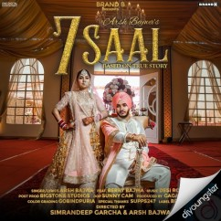 7 Saal song download by Arsh Bajwa