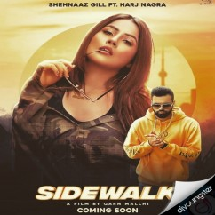 Sidewalk song download by Shehnaz Gill