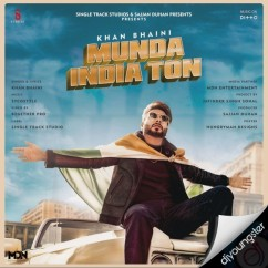 Munda India Ton song download by Khan Bhaini