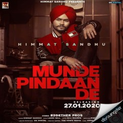 Munde Pindaan De song download by Himmat Sandhu