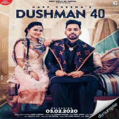 Dushman 40 song download by Harf Cheema