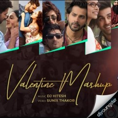 Valentine Mashup song download by DJ Hitesh